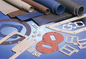 派克固美丽导电弹性体/导电橡胶——板料和模切件