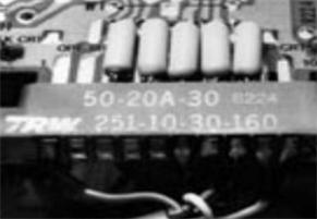 派克固美丽电缆屏蔽 CHO-DROP EMI 滤波器